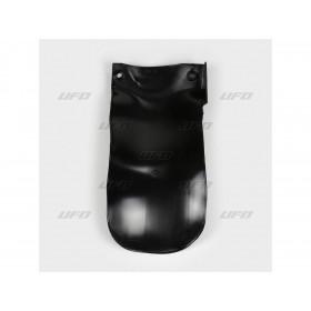 Bavette d'amortisseur UFO noir Yamaha YZ125/250 - WR125/250Z