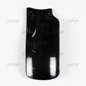 Bavette d'amortisseur UFO noir Kawasaki KX450F