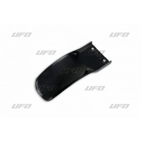 Bavette d'amortisseur UFO noir Suzuki RM80/85