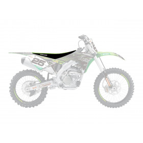Housse de selle BLACKBIRD Kawasaki Racing Team 2018 Kawasaki KX-250/450F