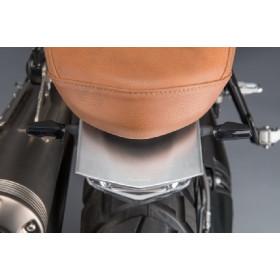 Support de fixation support de plaque LIGHTECH argent BMW R Nine T Scrambler