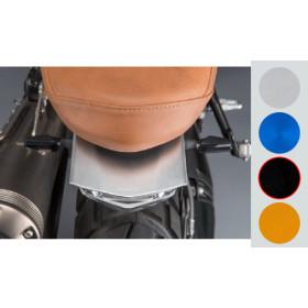 Support de fixation support de plaque LIGHTECH noir BMW R Nine T Scrambler