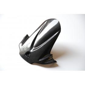 Garde boue arrière LIGHTECH carbone brillant Suzuki Gsx-R600