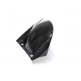 Garbe-boue arrière LIGHTECH carbone brillant Aprilia Rsv4