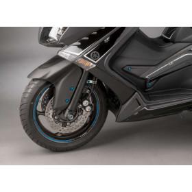 Garde-boue avant LIGHTECH carbone mat Yamaha T-Max 530