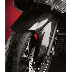 Garde-boue avant LIGHTECH carbone brillant Yamaha T-Max 530