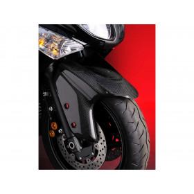 Garde-boue avant LIGHTECH carbone brillant Yamaha T-Max 500/530