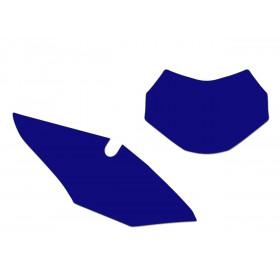 Fonds de plaque BLACKBIRD bleu Honda CRF450RX