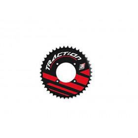 Kit déco couronne BLACKBIRD rouge