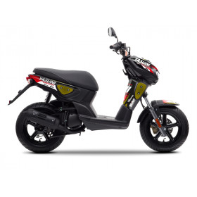 Kit deco KUTVEK Yasuni Factory rouge/noir Yamaha Slider/ MBK Stunt