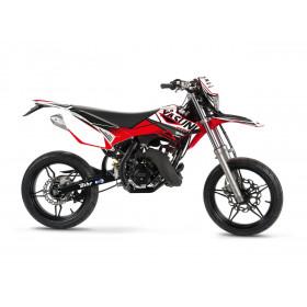 Kit deco KUTVEK Yasuni Factory rouge/blanc Beta RR50