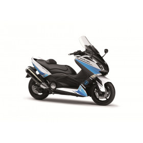 Kit déco Cooper Kutvek blanc/bleu Yamaha T-Max 530