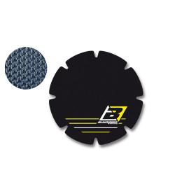 Sticker couvre carter d'embrayage BLACKBIRD Suzuki RM250