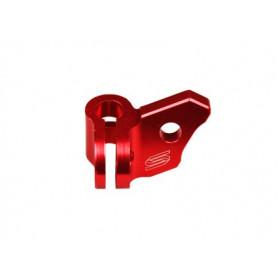 Guide câble d'embrayage SCAR rouge Suzuki RM-Z450