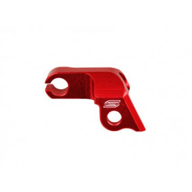 Guide câble d'embrayage SCAR rouge Honda CRF250R
