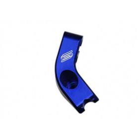 Guide câble d'embrayage SCAR bleu Yamaha