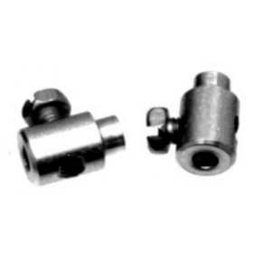 Serre-cables ᴓ8 Algi 13mm par 25