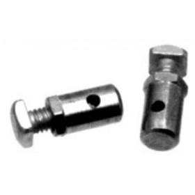 Serre-cables ᴓ6 Algi 11mm par 25