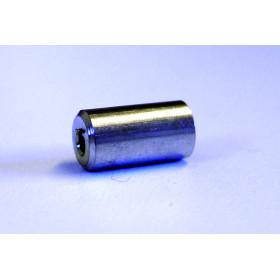 Embout de gaine de cable Ø6.35mm Venhill 20 pièces