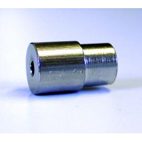 Butée de gaine de cable Ø11mm Venhill 20 pièces