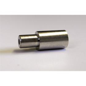 Butée de gaine de cable Ø6.5mm Venhill 20 pièces
