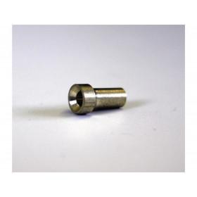 Douille de cable trompette 5.1 x 9.5mm Venhill laiton 20 pièces