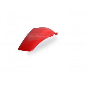 Garde-boue arrière POLISPORT rouge Honda CR125R/CR250R