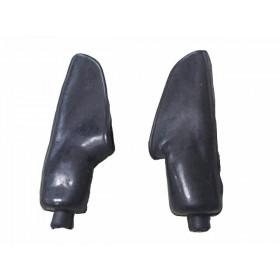 Protections de cocotte BIHR type Honda noir