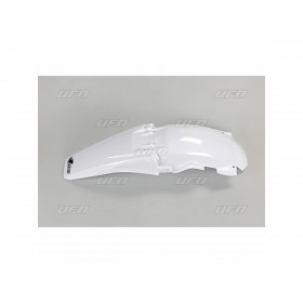 Garde-boue arrière UFO blanc Yamaha