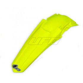 Garde-boue arrière UFO jaune fluo Suzuki RM-Z250