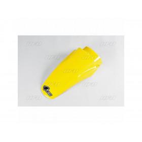 Garde-boue arrière UFO jaune Suzuki RM80