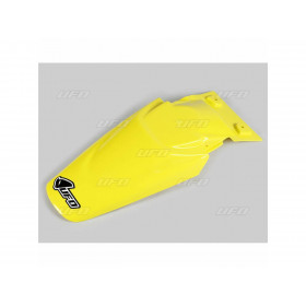 Garde-boue arrière UFO jaune Suzuki RM65