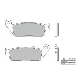 Plaquettes de frein BREMBO 07074CC organique