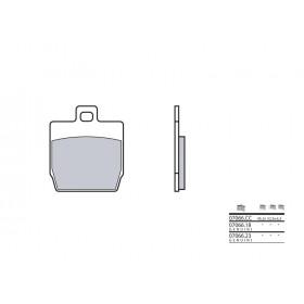 Plaquettes de frein BREMBO 07066CC organique