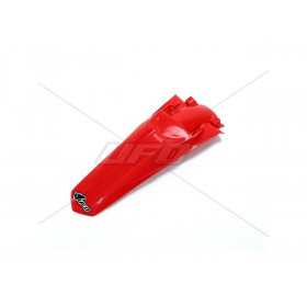 Garde-boue arrière UFO rouge Honda CRF250R/450R