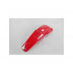Garde-boue arrière UFO rouge Honda CRF450R
