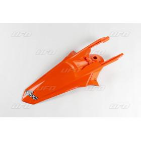 Garde-boue arrière UFO orange KTM SX85