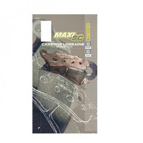 Plaquettes de frein CL BRAKES 3092MSC métal fritté