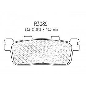 Plaquettes de frein CL BRAKES 3089MSC métal fritté