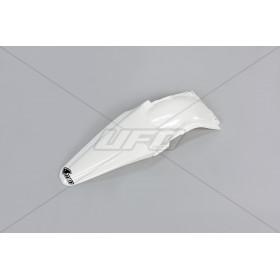 Garde-boue arrière UFO blanc Kawasaki KX450F