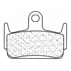 Plaquettes de frein CL BRAKES 3041SC métal fritté