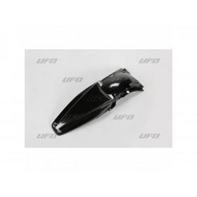 Garde-boue arrière UFO noir Kawasaki KX250F/450F