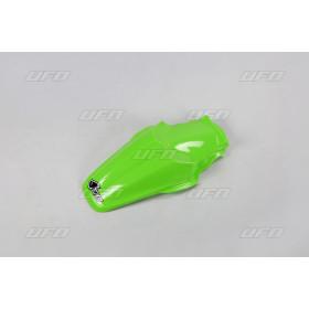 Garde-boue arrière UFO vert KX Kawasaki KX80