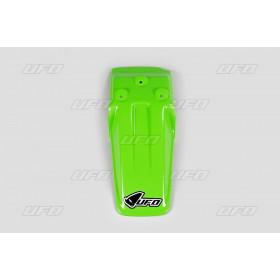 Garde-boue arrière UFO vert KX Kawasaki KX60