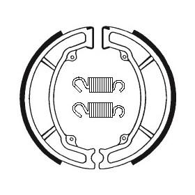 Machoires de frein TECNIUM BA189 organique