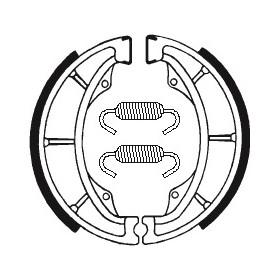 Machoires de frein TECNIUM BA014 organique