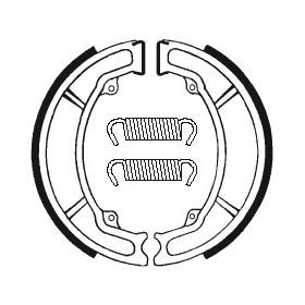 Machoires de frein TECNIUM BA115 organique