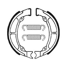Machoires de frein TECNIUM BA094 organique