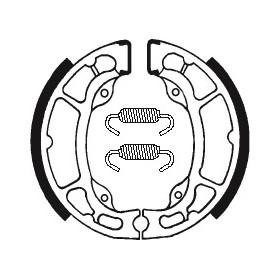 Machoires de frein TECNIUM BA087 organique