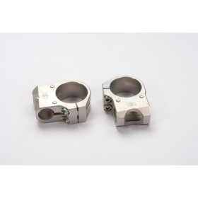 Bracelets LSL Sport Match Ø41mm position standard/5° argent